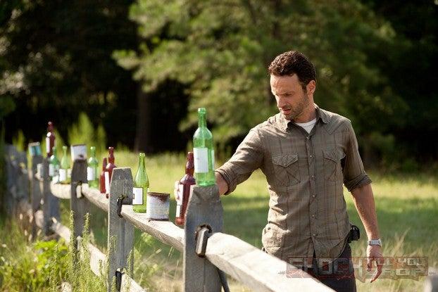 """The Walking Dead 2x06, """"Secrets"""" Pictures"""