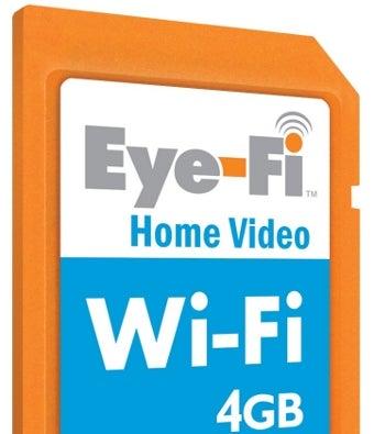 Buy 200 GB of Google Storage, Get a Free Eye-Fi Wireless SD Card