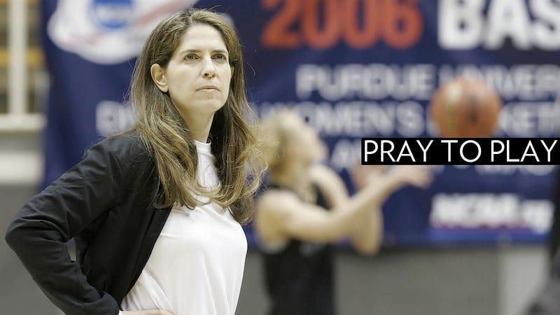 Nightmare NCAA Basketball Coach Fired Over 'No Fat Sluts' Rule