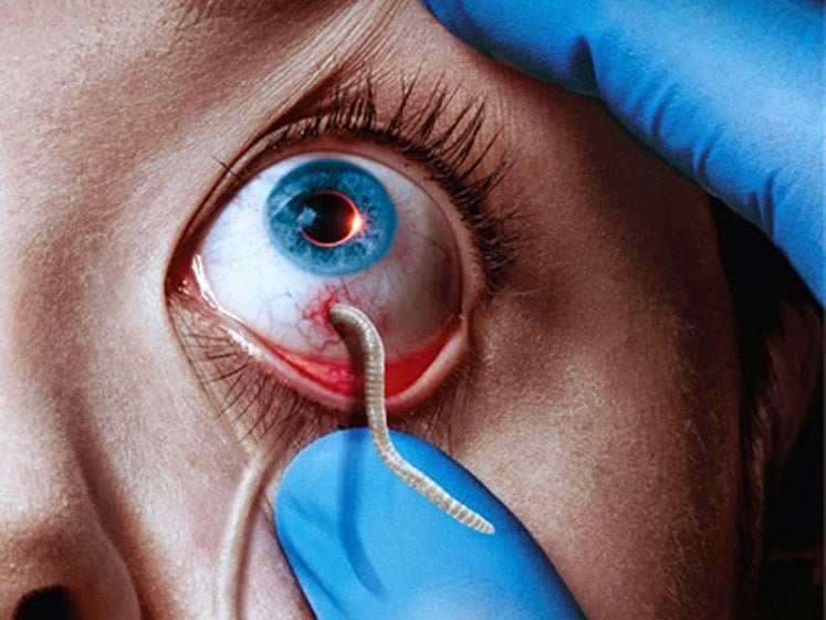 Here's The Strain Poster FX Had to Take Down