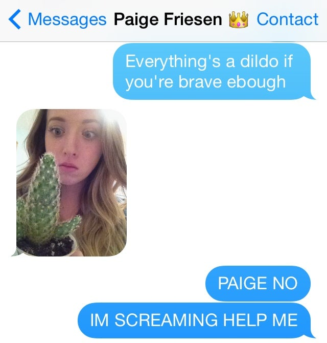 RIP Paige
