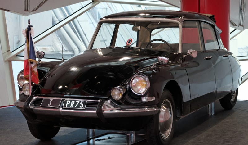 How The Citroën DS Saved A French President's Life