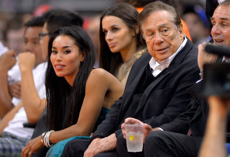 Donald Sterling Still Planned To Attend Clippers Game After Tape Leaked