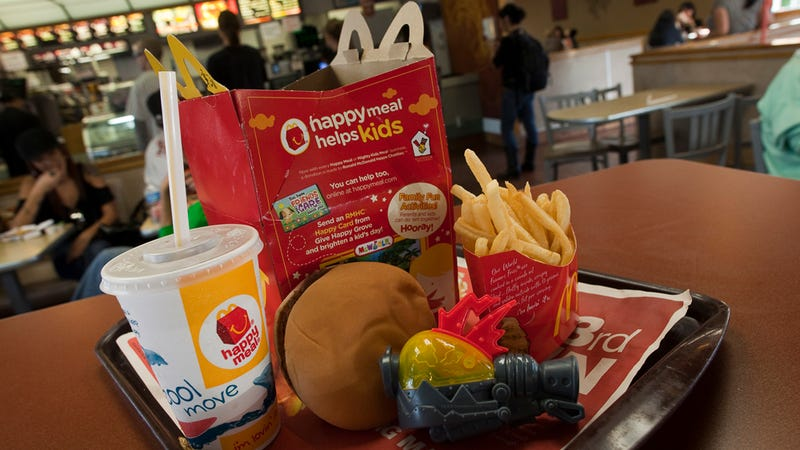 There Is Absolutely No Stopping the Happy Meal