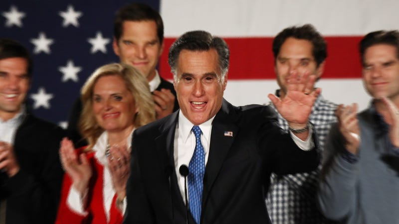 Did Mitt Romney Convert His Dead Atheist Father-in-Law to Mormonism?