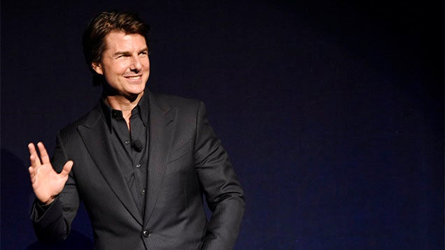 Report: Tom Cruise Is Considering Leaving Scientology