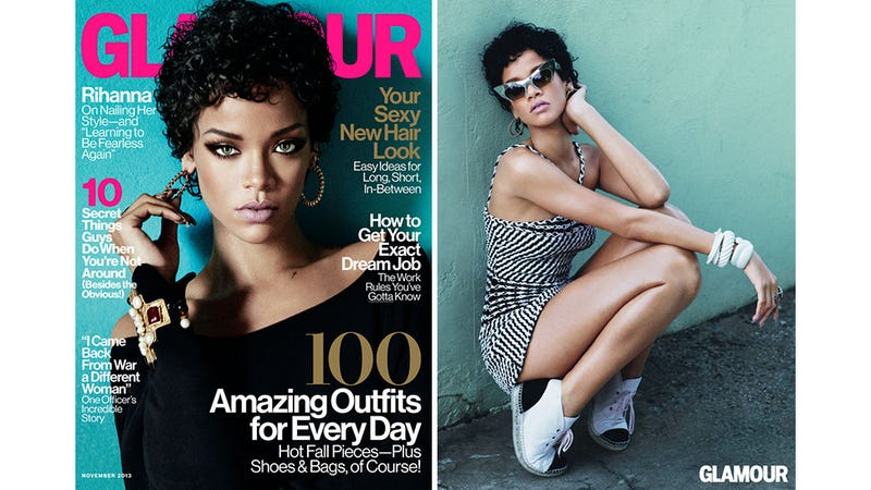 Rihanna: I Always Feel Like Somebody's Watching Me