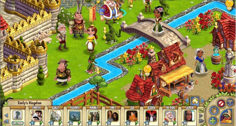 This is the Pretty Facebook Game from People Who Made Age of Empires and Halo Wars