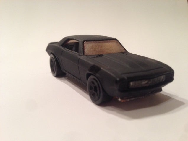 Chasing Die-Cast Cars (March 31-April 6, 2014)