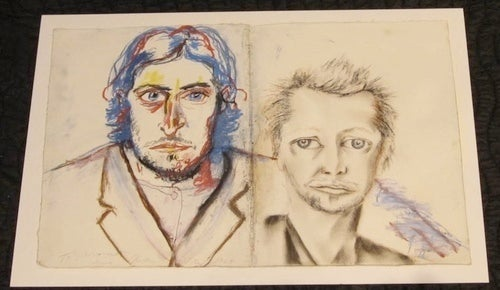 Vincent Gallo Puts Famous Painting of Self on eBay