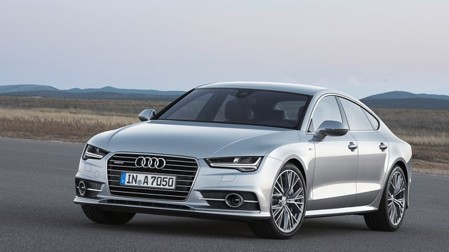 Audi Ditches Heavy Steel Springs For Lightweight Fiberglass On Next A7