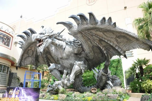 65-Foot Long Dragon Incoming, and It's Not Skyrim
