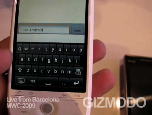 Vodafone Reports HTC Magic (Android G2) Delayed Until May