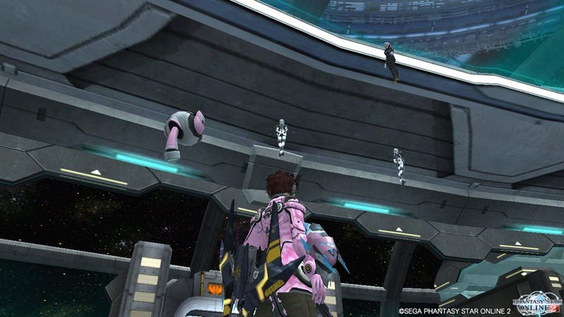 Phantasy Star Online 2 Hacked as an Alleged Prank
