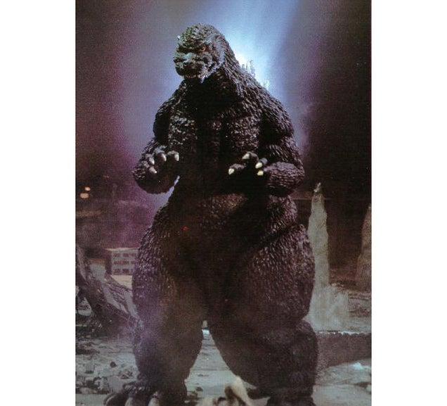 Japan Thinks the New Godzilla Should Hit The Treadmill