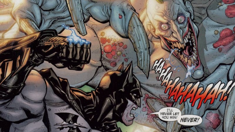 What's the Batman: Arkham City Comic Hinting At?