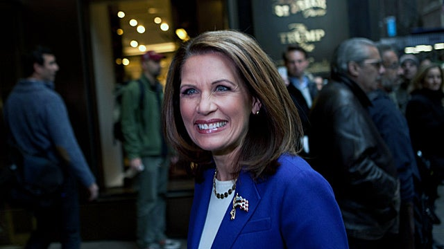 How Badly Did Michele Bachmann Screw Up Her Autobiography?