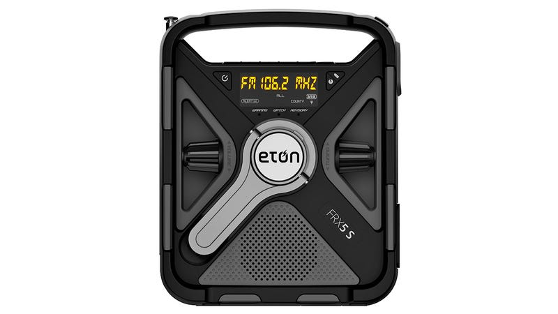 Etón's FRX5 S Has Everything You Need In an Emergency Except Insurance