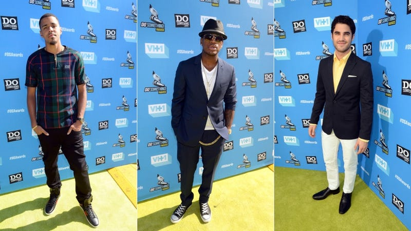 Celebs Wore Saggy Sequins and Ghastly Gowns at the Do Something Awards