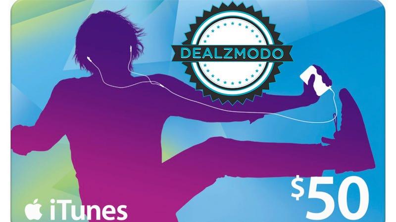 Dealzmodo: iTunes Money, ESPN 30 for 30, 3TB External $100, Sharpies