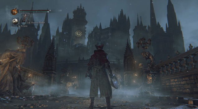 Getting Up Close with Bloodborne's Combat
