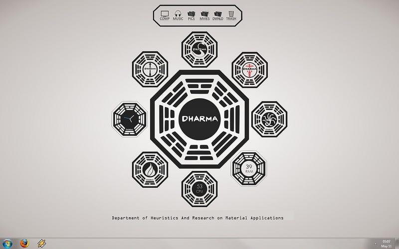 The Dharma Desktop