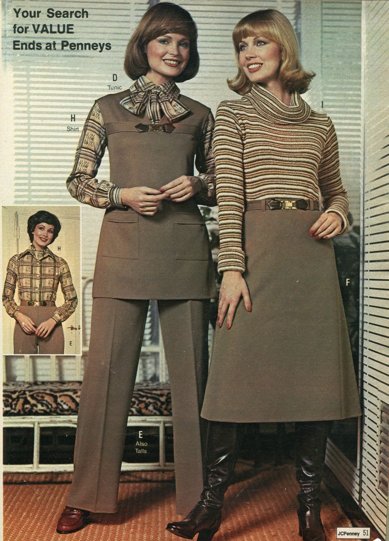 Ladies Fashion Coat Jc Penneys