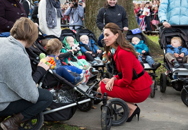 Kate Middleton's Royal Tour Journals: Day 8