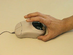 Fujitsu Launch Palm-Vein Scanning Mouse, Finally