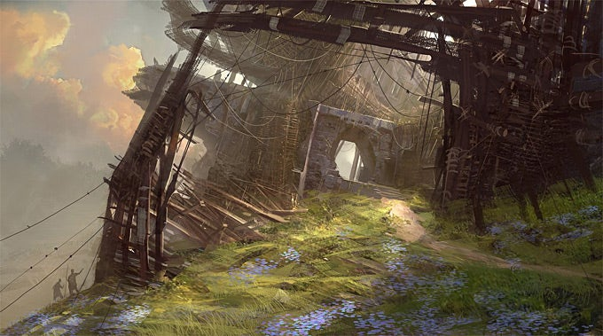 All of Guild Wars 2's Incredible Art, Together in One Place