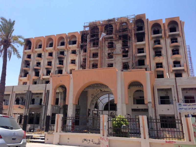 2014 State of Libya: OppositeLock Review