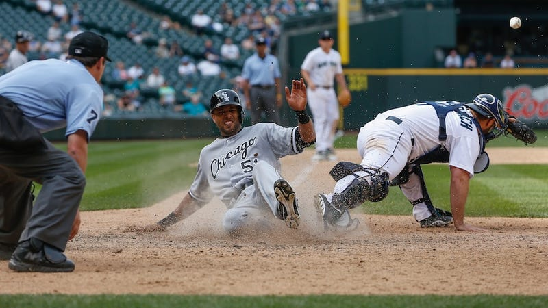 Yesterday's White Sox-Mariners Game Was Historically Crazy