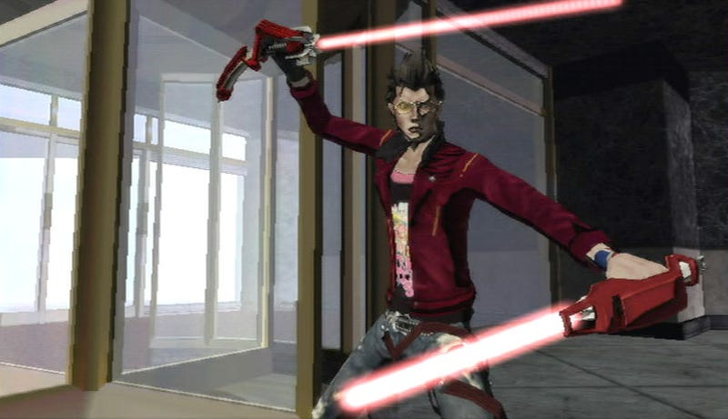 No More Heroes' Goichi Suda Has Plans For The Wii Vitality Sensor