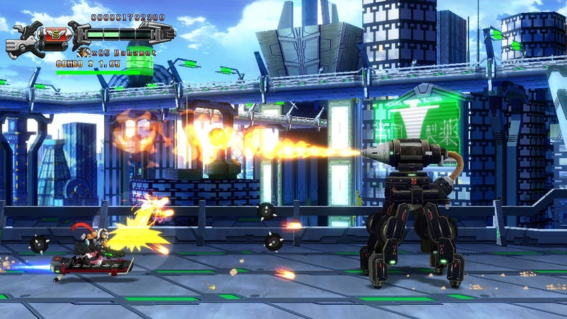 A New Look At The Cartoon Contra, Hard Corps: Uprising