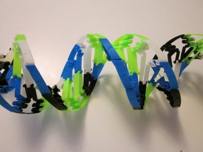 Dinosaurs! DNA! Space Shuttles! 10 Things to Make With Your 3-D Printer