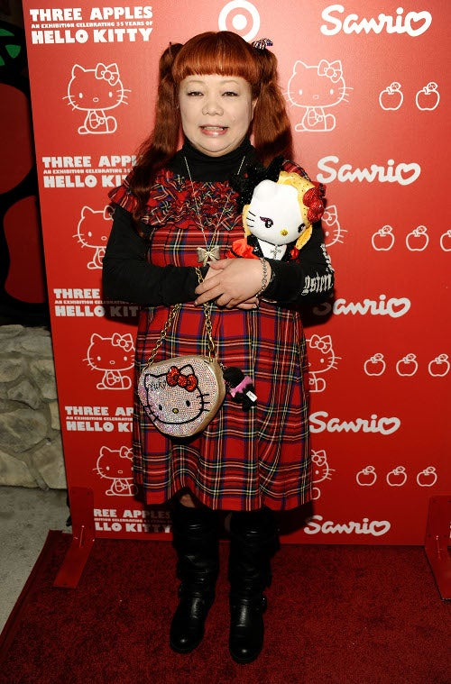 Brace Yourselves For Hello Kitty's 35th Anniversary Bash