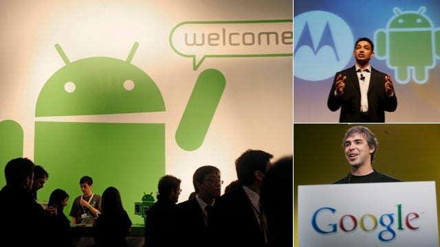 Shareholder Sues Motorola, Claims Google Didn't Pay Enough