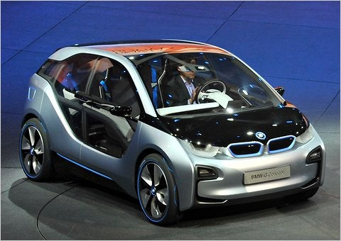 The perfect BMW i3 media campaign