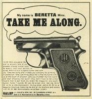 My Name Is Beretta Minx.