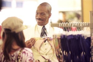 Eddie Murphy In Eddie Murphy In Eddie Murphy In... Another Really Lame Comedy