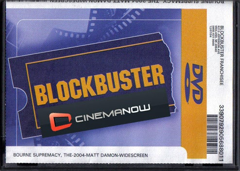 Blockbuster Consumes CinemaNow, Still Misses the Point