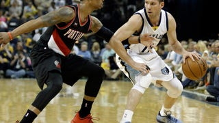 Two-Shootin' Beno Udrih Killed The Blazers And It Was The Best