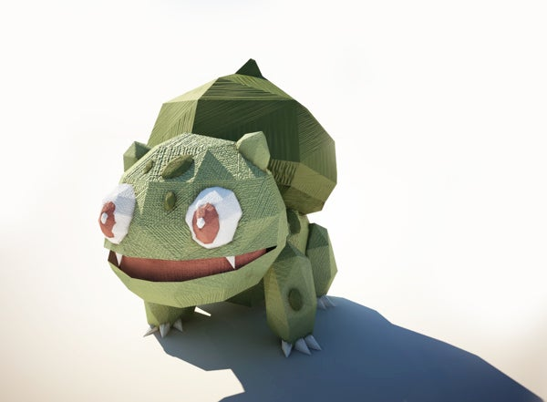 Polygonal Pokémon Are The Best Pokémon