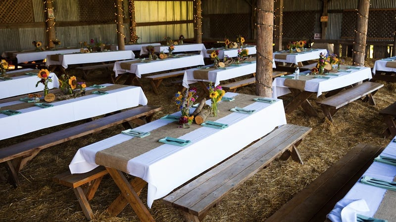 Barn Weddings Are a Pox on Rural Communities Nationwide