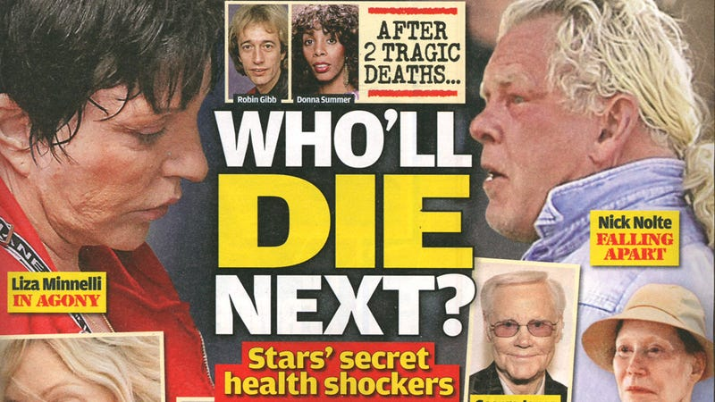 Jaw-Dropping Magazine Cover Atrociously Asks, 'Who'll Die Next?'