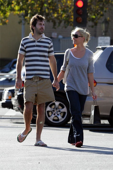 Katherine Heigl & Josh Kelley: Also Great From Both Angles