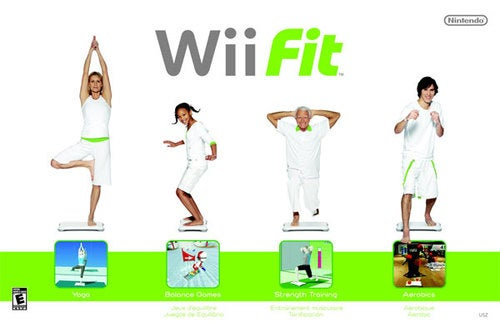 Nintendo Sued Again, This Time Over Wii Fit