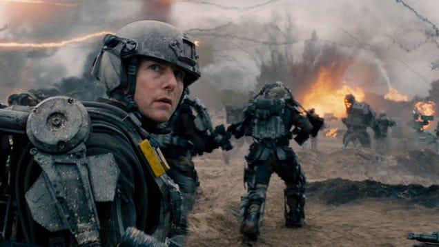 Warner Bros. Finally Thinks Of A Better Title For Edge Of Tomorrow