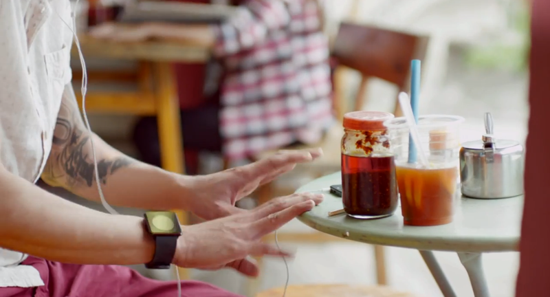 Has Apple just shown us the iWatch?