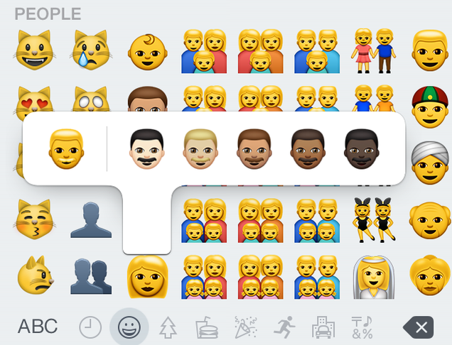 Apple's New Emoji Open Up a Whole New Realm of Painful Awkwardness